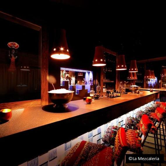 Parigi Bar Mezcaleria