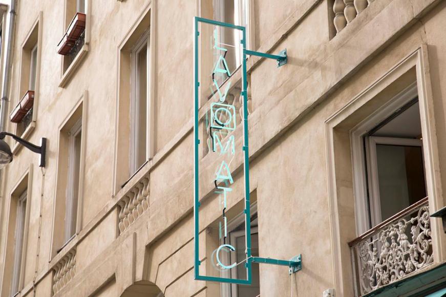 Parigi Bar Lavomatic