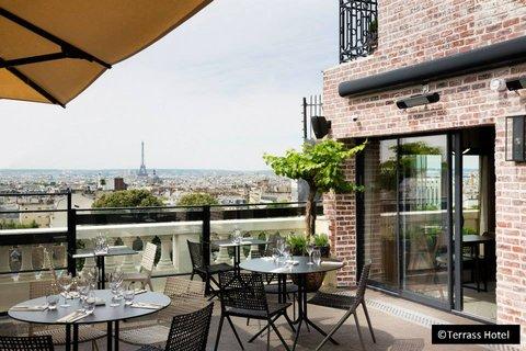 Parigi Bar Terrass Hotel