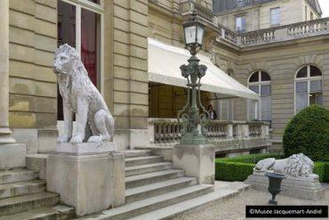 Parigi Café Musée Jacquemart André