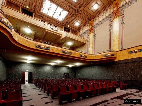 Parigi Cinema Louxor