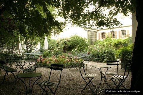 Parigi Musée de la vie romantique