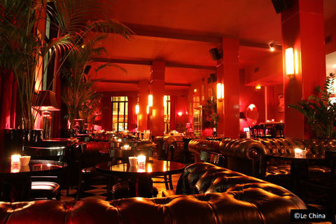 Parigi Ristorante Le China