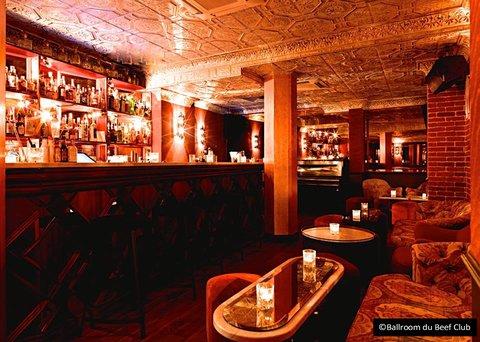 Parigi Bar Ballroom Beefclub