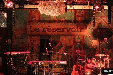 Parigi ristorante Le Réservoir