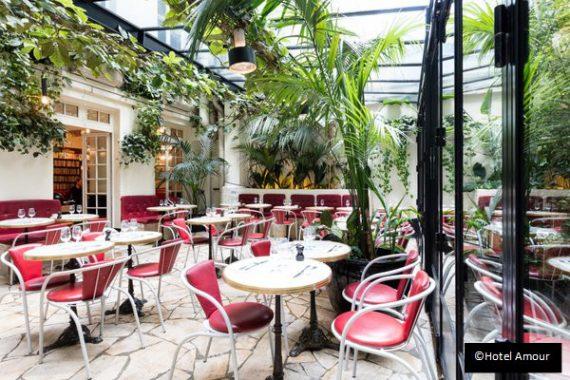 Parigi Ristorante Hotel Amour