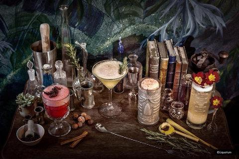 Parigi Bar Liquorium