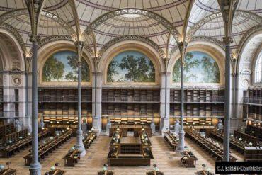 Parigi bibliotèque Richelieu