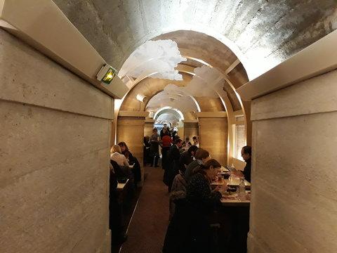 Ristorante Parigi Foyer de la Madeleine
