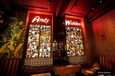 Bar Parigi Andy Wahloo